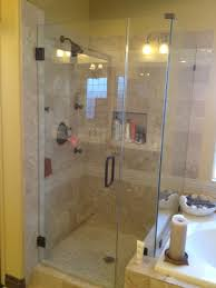 Doors For Small Bathrooms Glass Shower Door Ideas Home Design Ideas