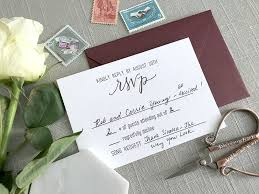 wedding rsvp 6 common questions about wedding rsvp cards elisaanne calligraphy