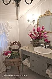 Country Cottage Bathroom Ideas Colors 149 Best Interiors Powder And Bath Images On Pinterest