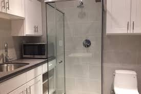 is this combined kitchen bathroom in san francisco for real are getting smaller and denser one must stand in awe of the audacity of one property owner s decision to meld the kitchen and bathroom into one space