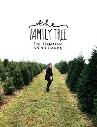 the family tree a christmas tradition fresh exchange