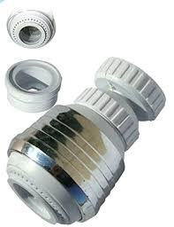 kitchen faucet swivel aerator kitchen faucet aerator get quotations a swivel spray steam aerator