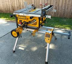 dewalt 10 portable table saw dewalt 10 compact jobsite table saw dwe7480 tool review and