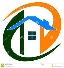 Home Design Logo Free Home Logo Stock Images Image 23072724