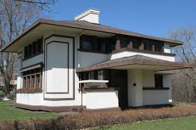 House Of Trelli Frank Lloyd Wright U0027s Plan For A Fireproof House