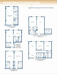Floor Plans with Loft Lovely Garage Plans with Living Quarters