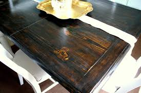 shannon claire with dining room table refinishing idea image 17 of