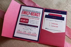 Pink Wedding Invitations Navy Blue And Pink Wedding Invitations Casadebormela Com