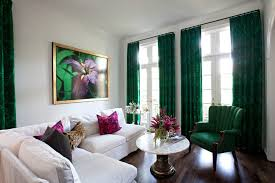 dark green curtains kids traditional with green wall crystal tiffany