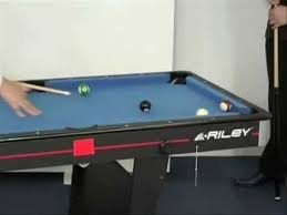 tabletop pool table 5ft bce riley 5ft folding pool table fp 5b youtube