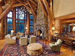 style mansions beautiful rustic style mansion aspen co usa price 18 500 000