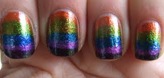 day 10 extreme gradient nails everysensory and star kin
