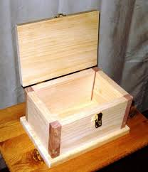 Free Patterns For Wooden Toy Boxes by Free Wooden Box Plans How To Build A Wooden Box