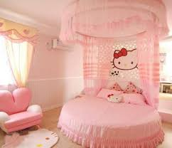 ladies bedroom chair bedroom hello kitty theme girls bedroom pink bed curtain round pink