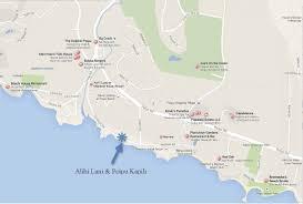 Beach House Kauai Restaurant by Map Alihi Lani 5