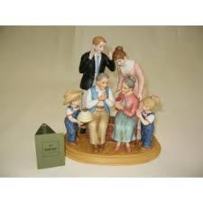 denim days home interior buy home interiors denim days 50th anniversary porcelain figurine