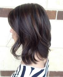 brown haircolor for 50 grey dark brown hair over 50 best 25 soft black hair ideas on pinterest black balayage