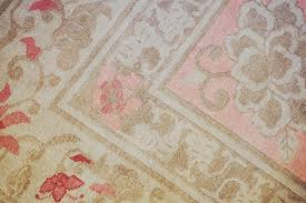 Pink Floral Rugs At Home A Pale Pink Antique Hand Knotted Rug This Is Glamorous
