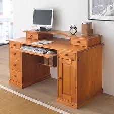 bureau informatique bois massif bureau la redoute 5 photos dans bureau ordinateur bois massif