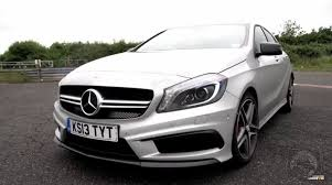 mercedes hatch amg driven can the mercedes a45 amg obliterate the hatch