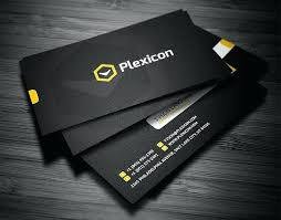 cool custom business card template unique business card templates