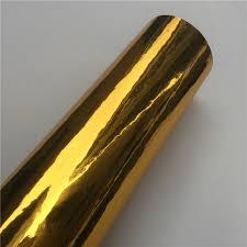 gold foil wrap conform gold chrome vinyl foil wrap car topvinylwrap