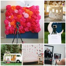 diy wedding photo booth wedding photobooth details