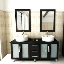 B And Q Bathroom Furniture Free Standing Mirrored Bathroom Cabinet Free Standing