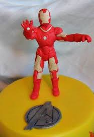 29 best ironman images on pinterest iron man cupcakes birthday