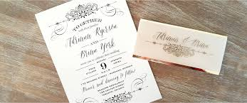 wedding invitation pictures wedding invitations toronto affordable custom cards ribbon buckle