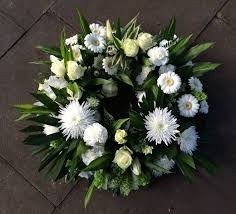 funeral wreaths funeral flowers the artwork of ordering them accordingly llr pro