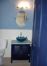 designs tiny bathroom half bathroom ideas blue astounding half