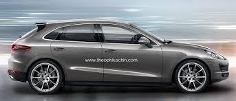 Porsche Macan Build - should porsche build a sporty macan based hatch