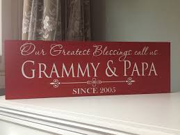 grandparent plaques personalized grandparent gifts mimi nana gifts great