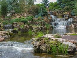 Backyard Pond Ideas With Waterfall Cool Backyard Pond Ideas Aquascape Million Dollar Pond