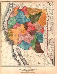 Western United States Map Water Allocation An Ongoing Challenge