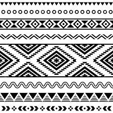 aztec print coloring pages contegri com