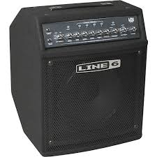 low down sound bass cabinets line 6 lowdown ld150 combo bass amp musician s friend