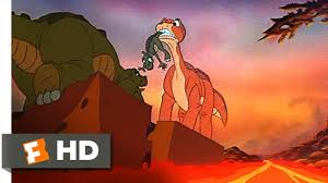 the land before time 8 10 movie clip littlefoot to the rescue