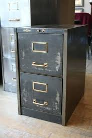 vintage metal file cabinet stylish two drawer file cabinets file cabinets cool vintage metal