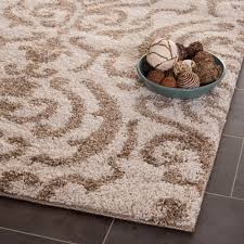 white shag rugs creamy beige paint color ultimate cream beige