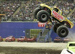 monster truck racing association times transcript