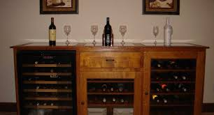 cabinet wine cabinet cooler glorious shallow depth wine