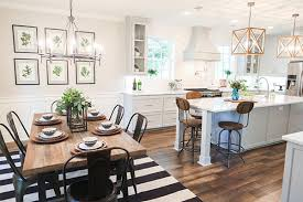 get this look fixer upper style kitchen inspired by joanna