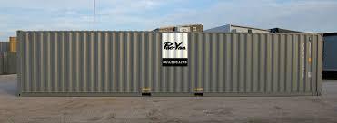 shipping containers rental u0026 sale yakima wa pac van