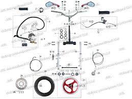 matrix ii wiring diagram 150cc scooter jonway 150cc scooter wiring