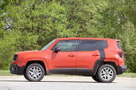 red jeep renegade 2016 2017 jeep c suv to drop cusw platform share styling with the jeep
