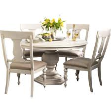 Extending Dining Room Tables Dining Paula Deen Home Paulas Pedestal Table Base Design