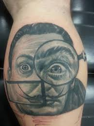 tattoo artist in louisiana united states the howling chihuahua