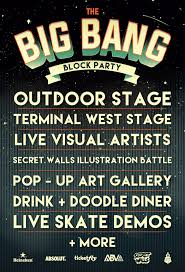 big bang block party the motet rubblebucket more u2013 tickets